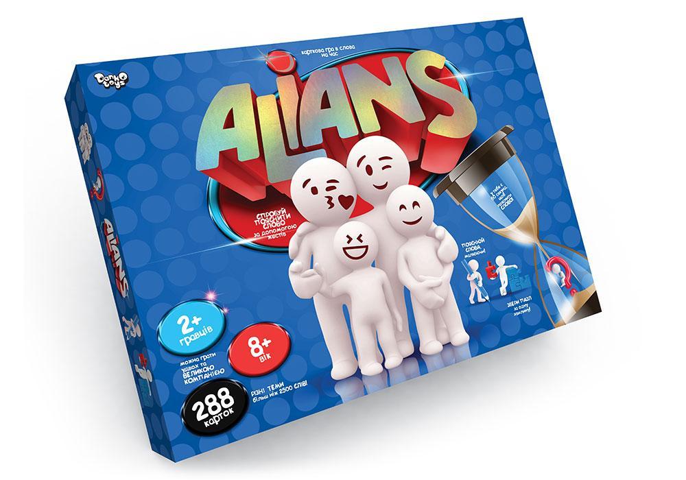 Игра ALIANS G-ALN-01 Данко-тойс