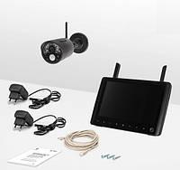 Беспроводная система видеонаблюдения Danrou KCM-7790DR