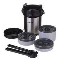 Термос для еды Три контейнера Объём 2 литра