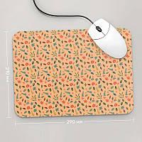 Коврик для мыши 290x210 Цветы №13 (растения, цветы, флора, узоры)