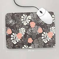 Коврик для мыши 290x210 Цветы №47 (растения, цветы, флора, узоры)