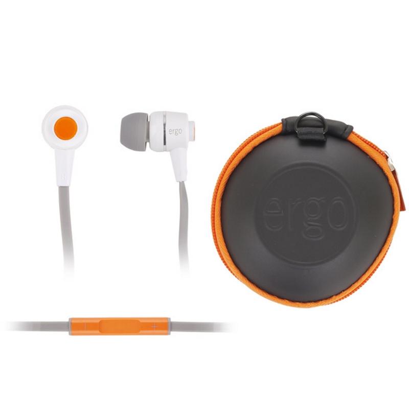 Навушники ERGO ES-200i White