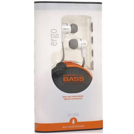 Навушники ERGO ES-200i White, фото 2