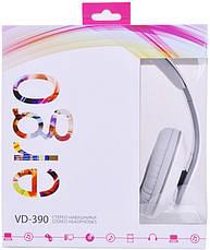 Наушники ERGO VD-390 Серый, фото 2