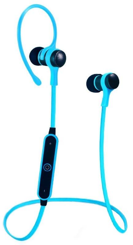 Бездротова стереогарнітура Bluetooth S6-1 Синій