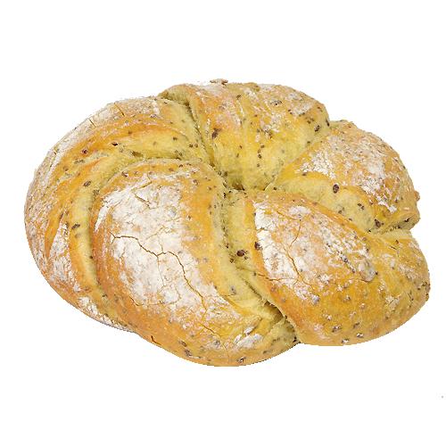 Чиа хлеб с семенами тыквы Domipan