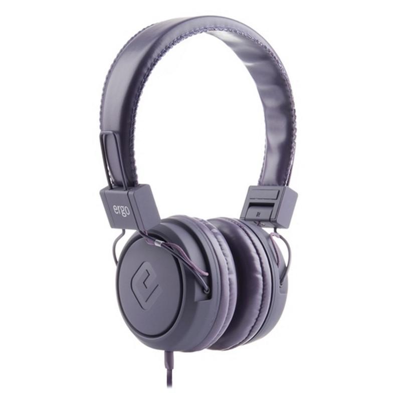 Навушники ERGO VM-360 Dusty Plum
