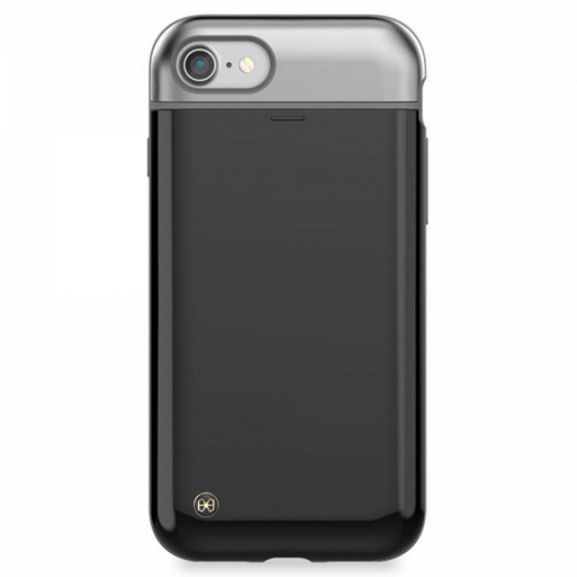 Чехол накладка STIL для iPhone 7 Mystic Pebble ser. TPU + PC Черный