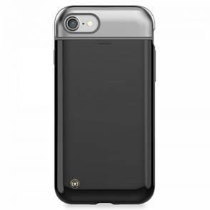Чехол накладка STIL для iPhone 7 Mystic Pebble ser. TPU + PC Черный, фото 2