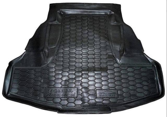 Коврик в багажник Honda Acсord (2008-) (седан) Avto-Gumm