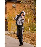 Женский теплый спортивный  костюм , фото 1