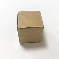 "Бонбоньерка ""Кубик из крафта"", фото 1"