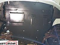 Защита картера двигателя и КПП Volkswagen T5 (2003-2015) ТМ Титан
