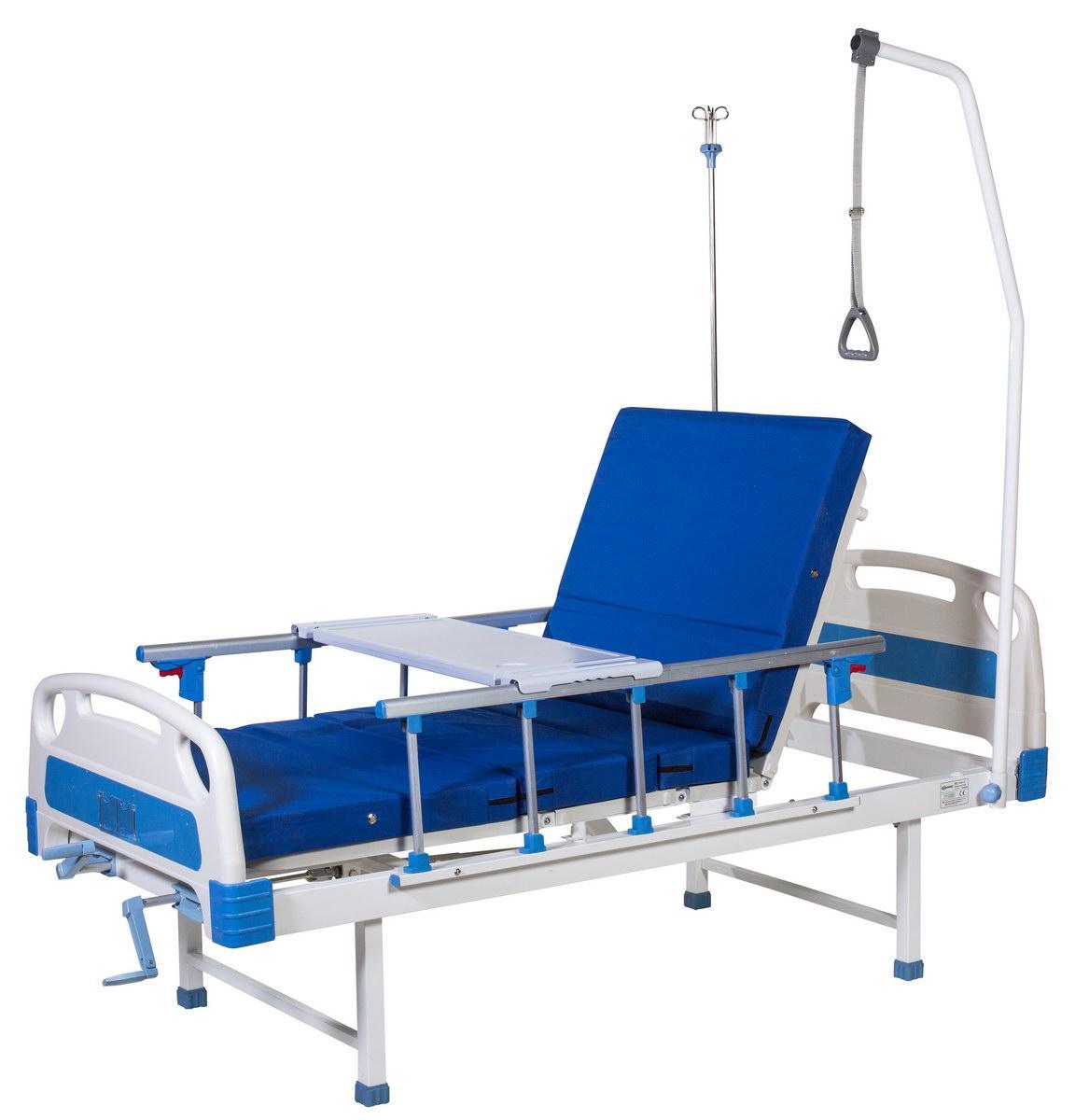 Кровать механическая четырехсекционная HBM-2S