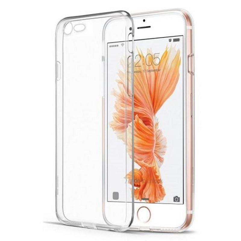 """Чохол-накладка TPU для iPhone 7 (4.7"""") Ultra-thin ser. Прозорий/безколірний"""