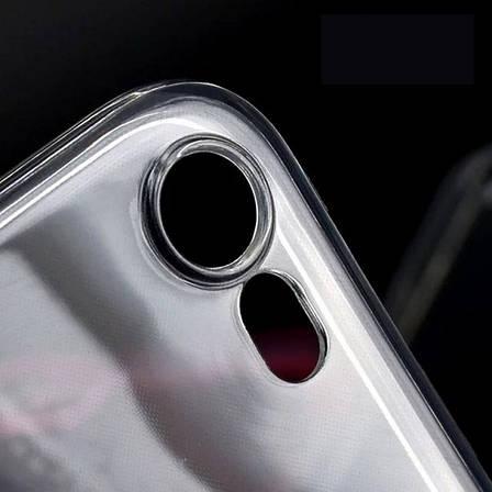 """Чохол-накладка TPU для iPhone 7 (4.7"""") Ultra-thin ser. Прозорий/безколірний, фото 2"""