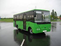 Лобовое стекло автобуса BOGDAN A 201, фото 1