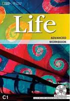 Life Advanced Workbook with Audio CD