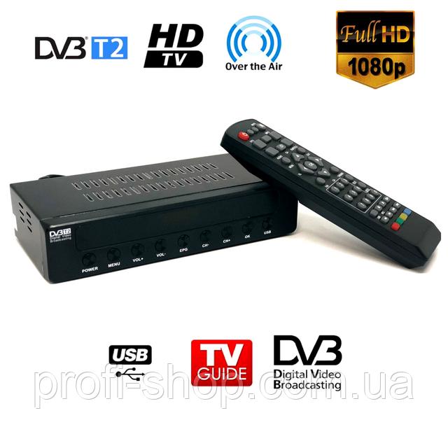 Приставка DVD T2
