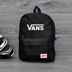Рюкзак в стиле Vans of the Wall черный
