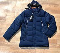 Зимняя мужская куртка 48-56й тинсулейт