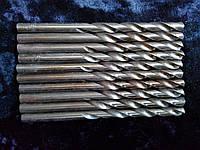 Сверло по металлу с титановым напылением диаметр 5,3