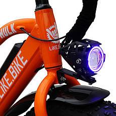 Електровелосипед Like.Bike Hulk (orange), фото 3