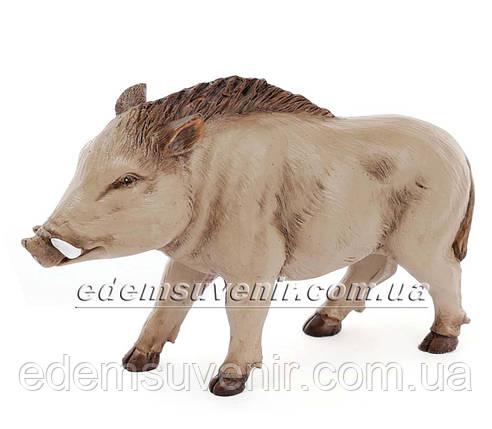 Статуэтка декоративная фигурка Кабанчик средний, фото 2