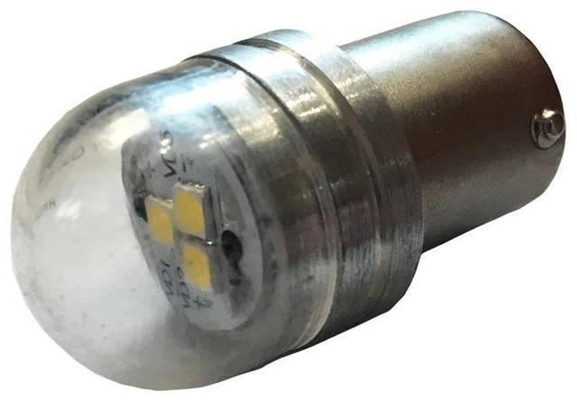 Светодиодная лампа 1-контактная UA белая