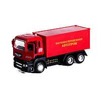 Автопром грузовик машинка 50013, фото 1