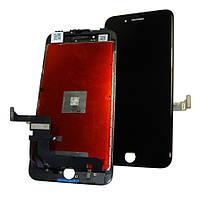 Дисплей (модуль) Apple iPhone 8 plus, 8+ черный High Copy