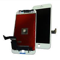 Дисплей (модуль) Apple iPhone 8 plus, 8+ белый High Copy