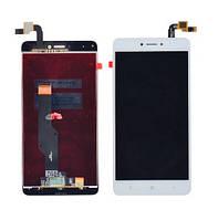 Дисплей (модуль) Xiaomi Redmi Note 4x белый