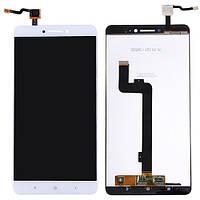 Дисплей (модуль) Xiaomi Mi Max 2 белый