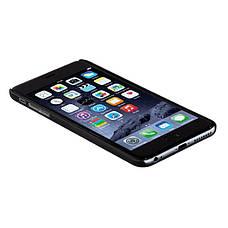 Чохол-накладка Hama для iPhone 6 Plus/6S Plus Rubber ser. Чорний, фото 2