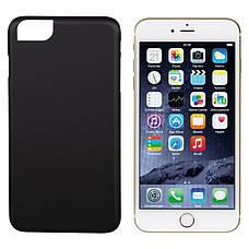 Чохол-накладка Hama для iPhone 6 Plus/6S Plus Rubber ser. Чорний, фото 3