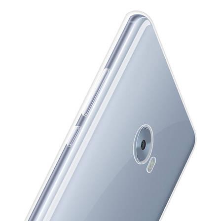 Чохол-накладка TPU для Xiaomi Mi Note 2 Ultra-thin ser. Прозорий/безколірний, фото 2