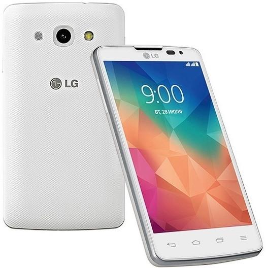 Смартфон LG X145 Optimus L60i White