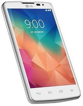 Смартфон LG X145 Optimus L60i White, фото 2