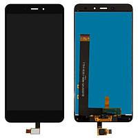 Дисплей (модуль) Xiaomi Redmi Note 4 черный