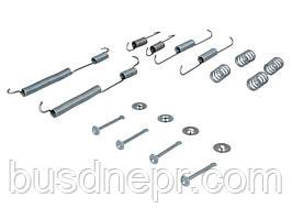 Комплект пружинок колодок ручника Fiat Ducato (250x56) Bendix, 02/94-