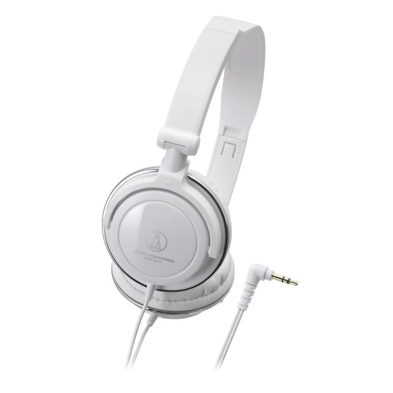 Навушники Technica ATH-SJ11BPK White