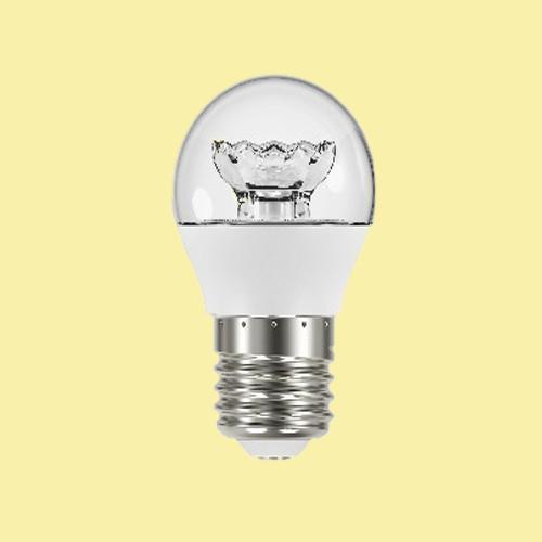 LED лампа E27 G45 5.4W OSRAM прозрачная