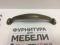 Ручка мебельная РМ.10-96  Ант.Бронза
