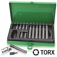 Набор бит Torx Toptul GAAD1506 (15 предметов)