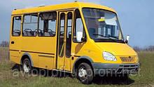 Лобовое стекло автобуса БАЗ 2215 (5206012) Дельфин широкий
