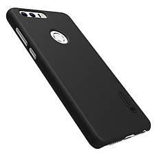 Чохол-накладка Nillkin для Huawei Honor 8 Matte ser. + плівка Чорний, фото 2