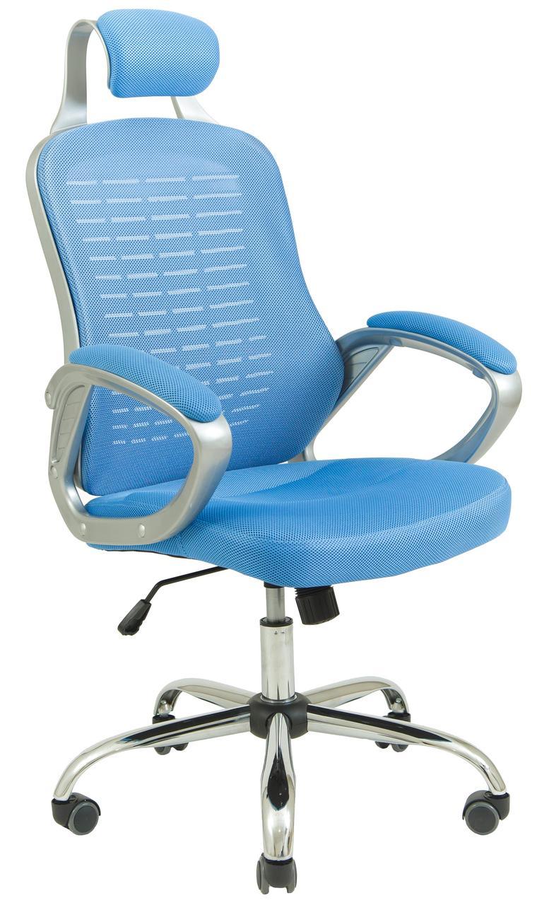 Кресло Тенерифе Tilt голубой