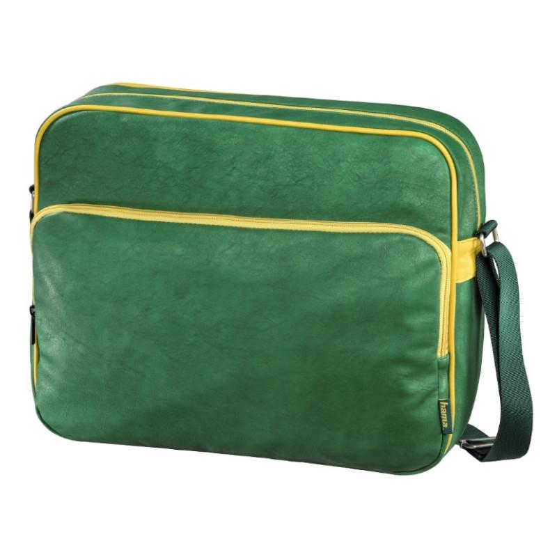 """Сумка Hama Універсальна 15.6""""(40см) Notebook-Bag Зелений(00101244)"""