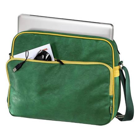 """Сумка Hama Універсальна 15.6""""(40см) Notebook-Bag Зелений(00101244), фото 2"""